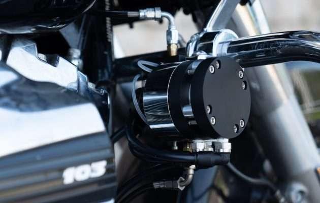 Harley Hydraulic Clutch Lever Assist