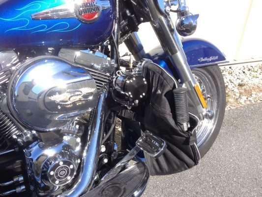 Hydraulic Clutch Solution on Harley Davidson