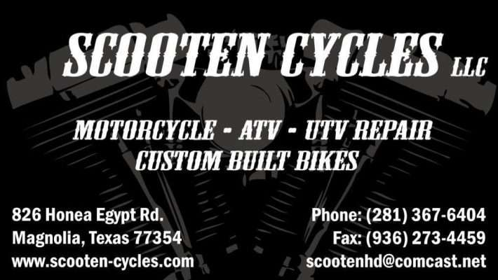 Scooten Cycles