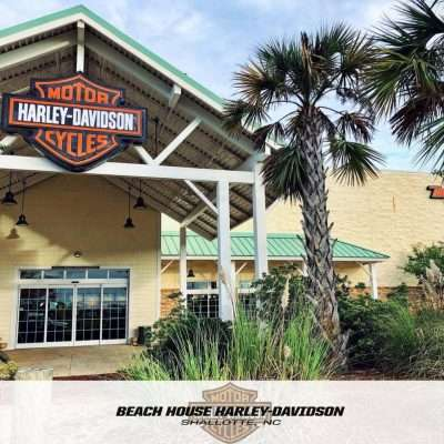 Beach House Harley Davidson